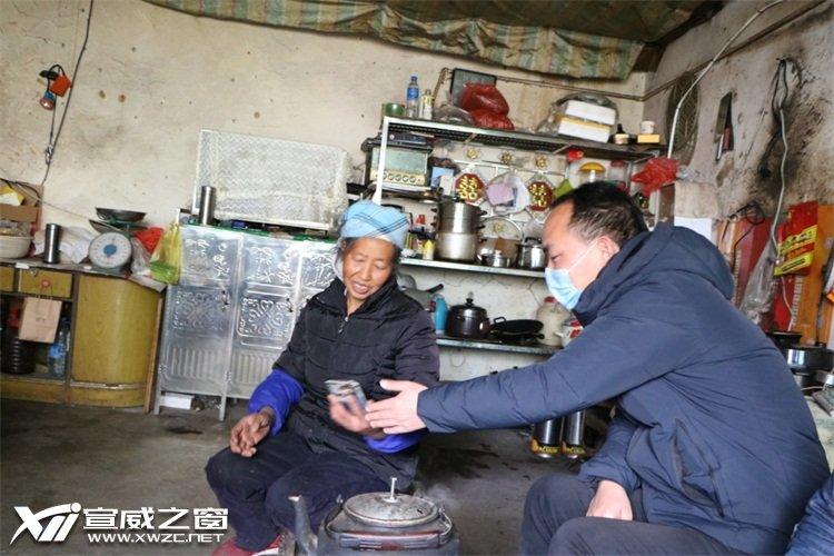 徐仙和母亲的微信对话.JPG