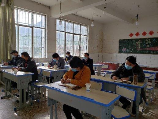 宣威市杨柳镇教育系统坚持三抓三定 确保疫情防控不
