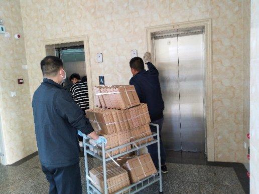 宣威市双龙街道实现纸质档案数字化管理
