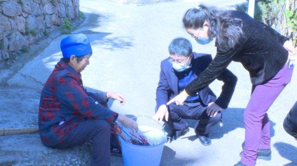 云南省督战小分队综合扶贫组到东山镇开展脱贫攻坚
