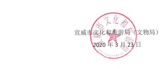 关于一般不可移动文物文兴张氏祠堂  撤销登记保护的