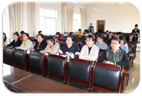 格宜镇中心学校开展幼儿园教师三项技能竞赛活动