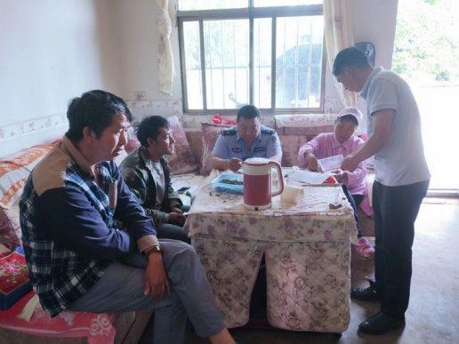 宣威双河乡:找准症结 引导群众自愿