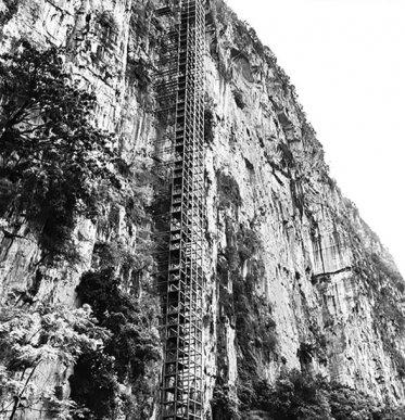 宣威将建世界第一高户外观光电梯