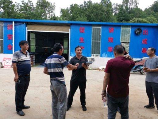 宣威双河乡:多部门联合开展安全生