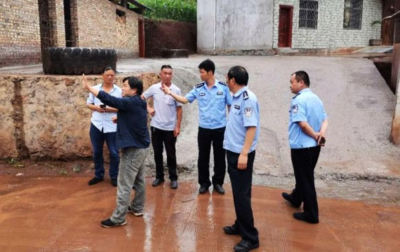 宣威:牛栏江(务德段)重点水域禁