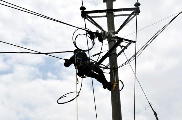 宣威乌蒙山区电网建设项目首战告捷