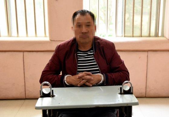 宣威公安协助贵州警方抓获一名命案