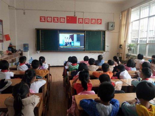 宣威市双龙二小科学微电影《双龙会—智斗牛博士》