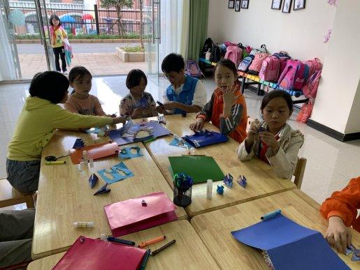 宣威市复兴街道易地扶贫搬迁点儿童服务站(童心港