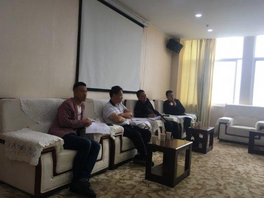 宣威经济技术开发区举行政协六届五