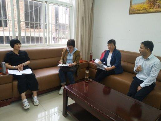 市政协副主席杨艳琼率调研组到双河乡调研市域社会