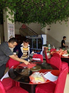 杨柳市场监督管理所开展爱国卫生运