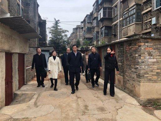 市委常委、组织部长刘清到宛水街道