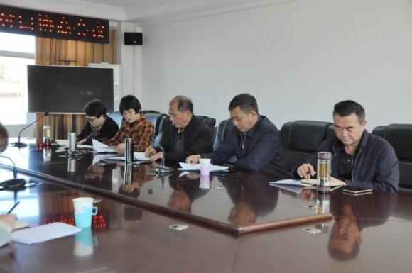 宣威市政协召开促进核桃产业健康发