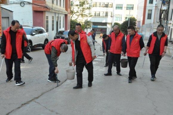 宣威市林业和草原局 党建引领志愿服