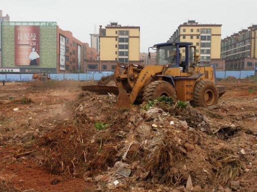 """宣威市双龙街道""""清垃圾、净环境、"""
