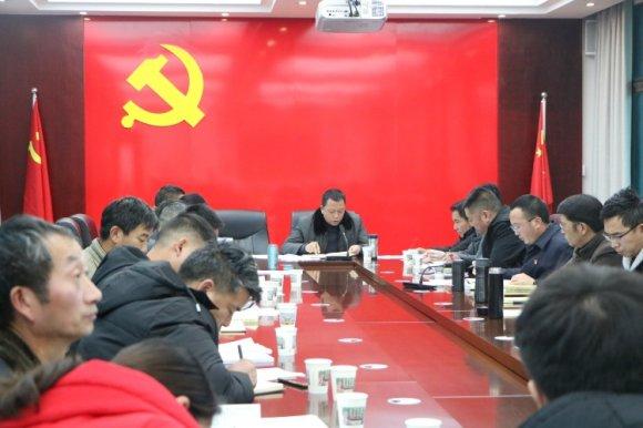 杨柳镇:压实责任 精准指导 全力筹备