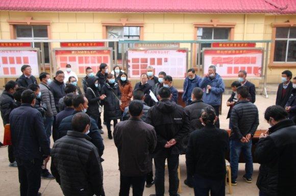 龙潭镇圆满完成村民委员会换届选举