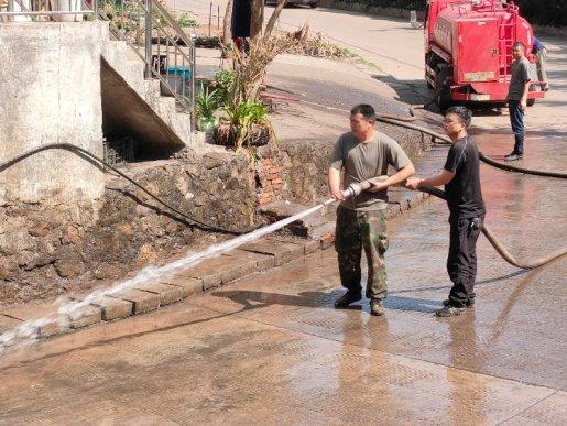 宣威双河乡:多措并举推动爱国卫生