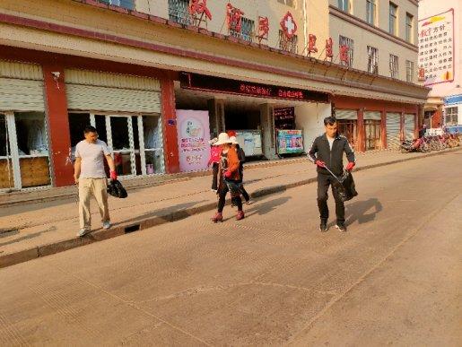 宣威双河乡改善集镇环境提升形象面