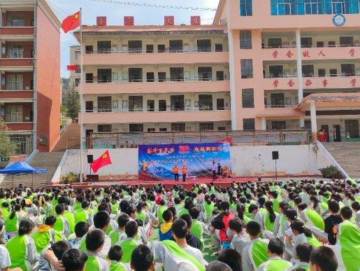 宣威双河乡:文艺惠民让党史学习教