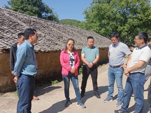夏丽华到东山镇调研指导农村饮水安全保障工作