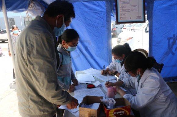 文兴乡规范有序推进新冠疫苗接种工作