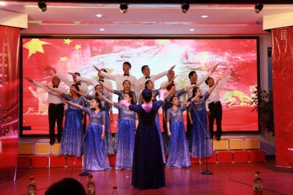 宣威市统计调查系统举行庆祝中国共
