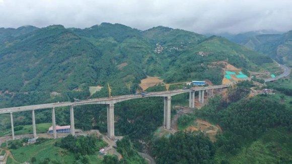 宣杨高速将于10月1日正式通车