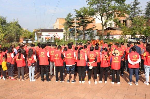 宣威市龙场镇:学党史 践行动 志愿服