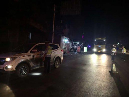 """端午节前晚 宣威12名""""酒司机""""落网"""