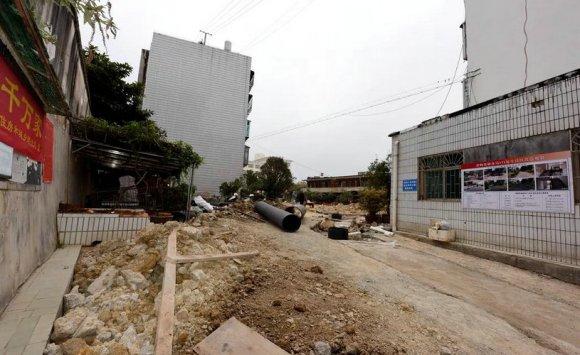 宣威:扎实推进老旧小区改造 全面提