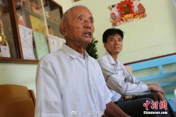在缅最后一位中国远征军老兵逝世 享