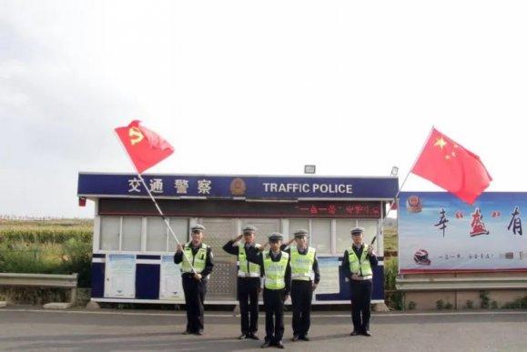 国庆节期间,宣威出动警力2200人次,