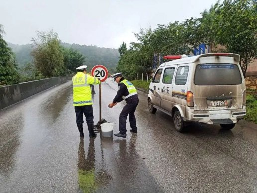 宣威这条交通事故多发的路段已连续
