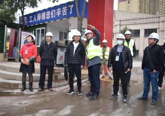 宣威市住建局开展建筑工地安全生产