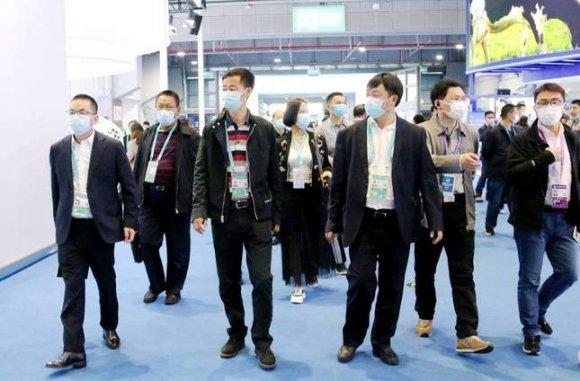 宣威市组团参加第三届中国国际进口