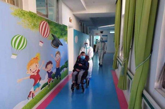 宣威市儿童福利院开展疫情防控应急