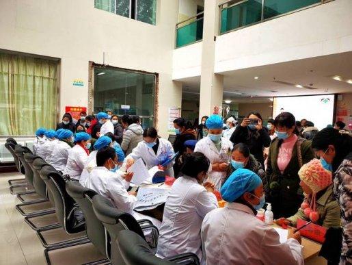 省人社厅组织省内医疗专家到宣威市