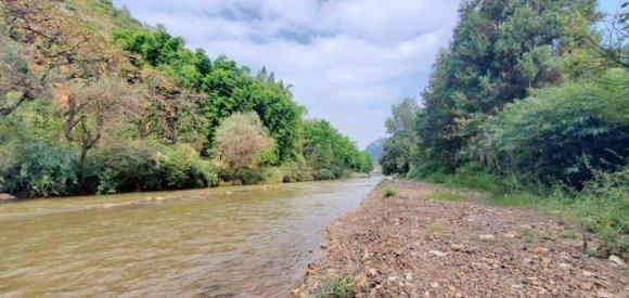 宣威市西泽河 万家口子水电站被评为
