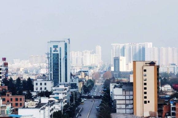 十三五,宣威市城镇化率提高到52.8