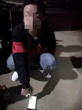 宣威市公安局禁毒大队破获一起贩卖