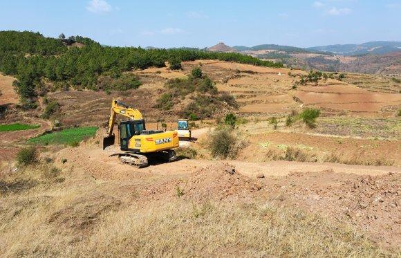 宣威羊场镇:完善基础设施 助力乡村
