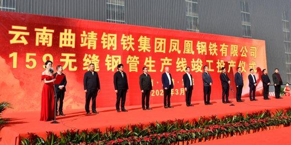 云南曲靖钢铁集团凤凰钢铁有限公司