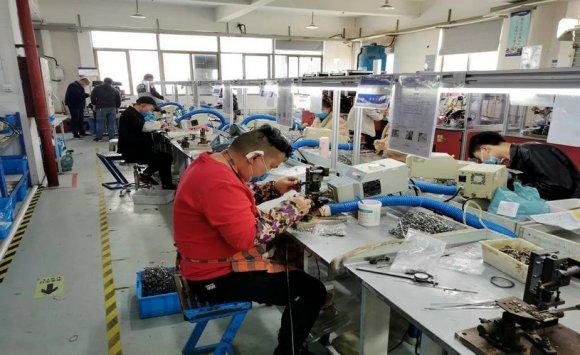 宣威市驻上海劳务输出工作站:为精