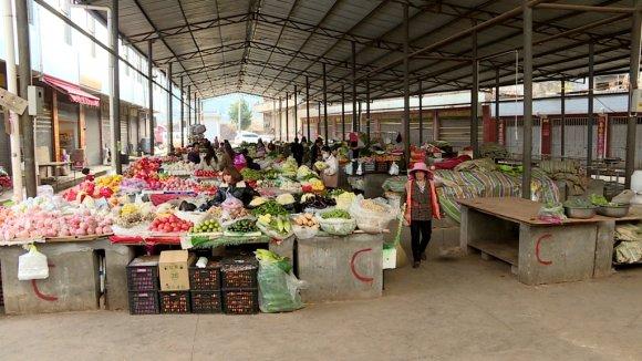 宣威龙潭镇:集镇整治显成效 乡村面