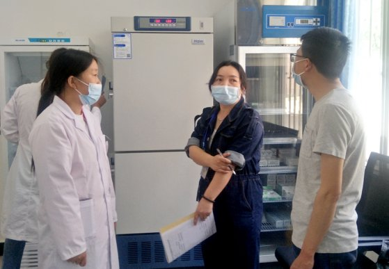 宣威龙潭镇:全力保障新冠疫苗接种安全有序推进