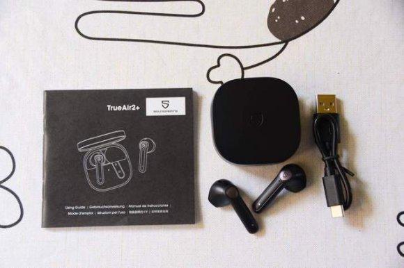 百元档真无线蓝牙耳机,TrueAir2+性价里的