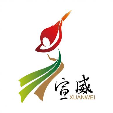 宣威市创建省级文明城市宣传标志(